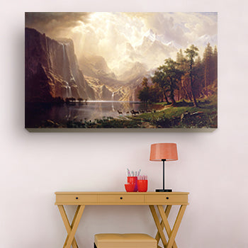 Albert Bierstadt Prints Posters Canvas