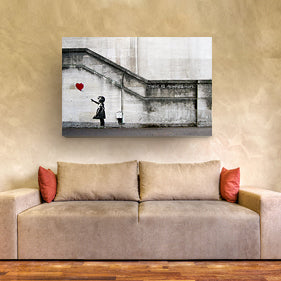 Banksy Prints Posters Canvas