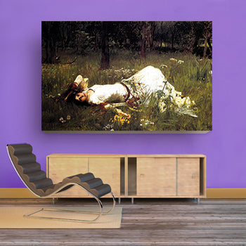 John William Waterhouse Prints Posters Canvas