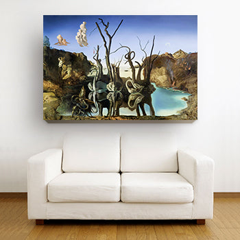 Salvador Dali Prints Posters Canvas