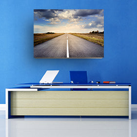 Transportation Prints Posters Canvas