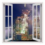 Fake 3D Window Cape Canaverals Rocket | Canvas, Posters, Prints & Stickers - StyleIsUS.com