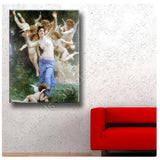 William Bouguereau Invation | Canvas, Posters, Prints & Stickers - StyleIsUS.com