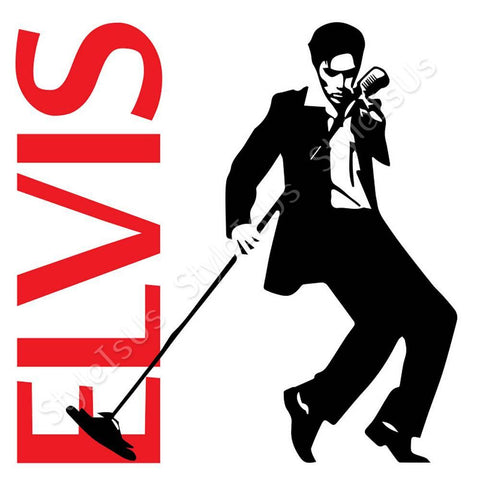 Alonline Designs Elvis Presley | Canvas, Posters, Prints & Stickers - StyleIsUS.com