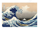Katsushika Hokusai The great Wave | Canvas, Posters, Prints & Stickers - StyleIsUS.com