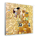 Gustav Klimt Embrace | Canvas, Posters, Prints & Stickers - StyleIsUS.com