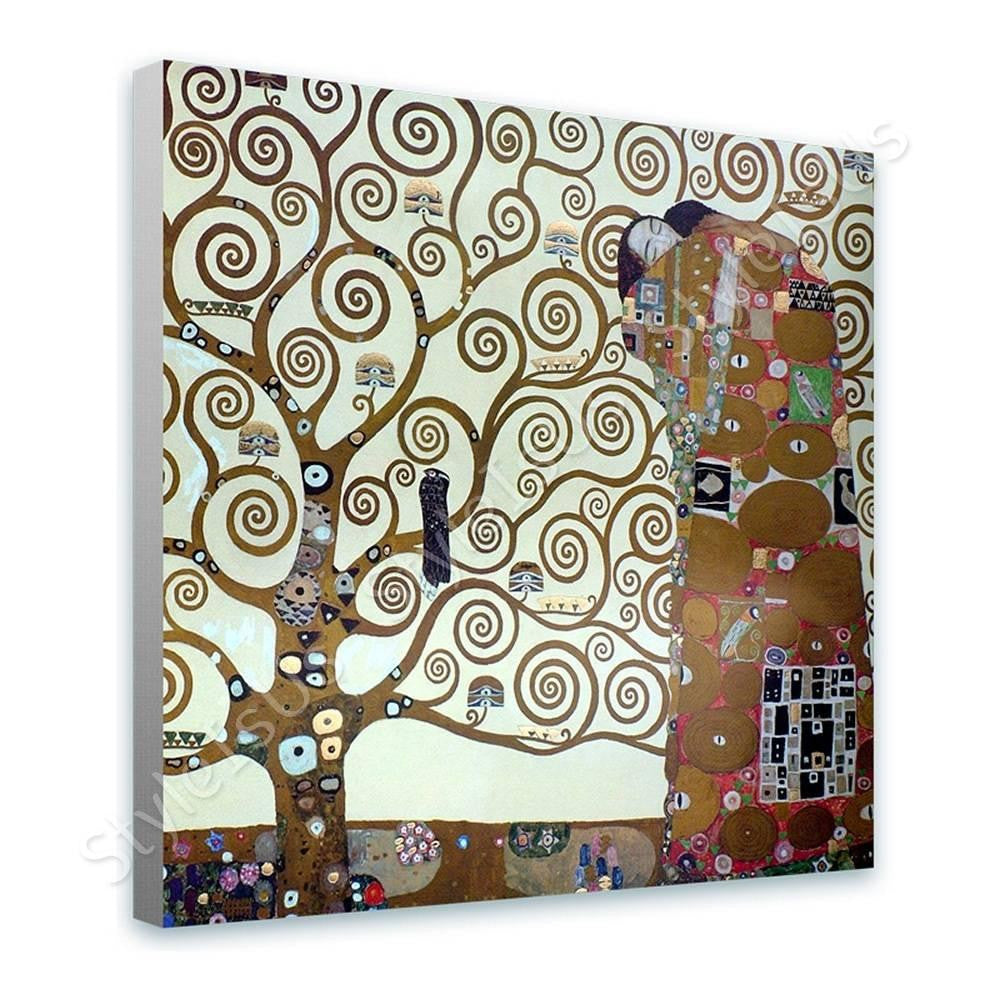 Gustav Klimt Tree of life | Canvas, Posters, Prints & Stickers - StyleIsUS.com