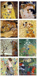 Gustav Klimt tree life kiss woman Set Of 8 | Canvas, Posters, Prints & Stickers - StyleIsUS.com