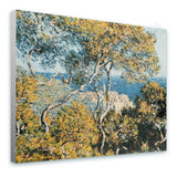 Claude Monet Bordighera | Canvas, Posters, Prints & Stickers - StyleIsUS.com