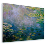 Claude Monet Water lilies | Canvas, Posters, Prints & Stickers - StyleIsUS.com