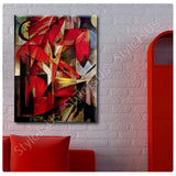 Franz Marc Foxes | Canvas, Posters, Prints & Stickers - StyleIsUS.com