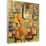 Pablo Picasso Violin And Grapes | Canvas, Posters, Prints & Stickers - StyleIsUS.com