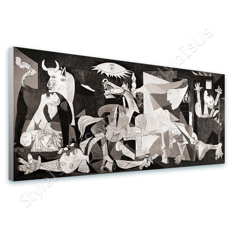 Pablo Picasso Guernica | Canvas, Posters, Prints & Stickers - StyleIsUS.com