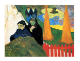 Paul Gauguin Old women of Arles | Canvas, Posters, Prints & Stickers - StyleIsUS.com