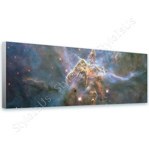 Space Galaxy Mystic Mountain hubble nasa star | Canvas, Posters, Prints & Stickers - StyleIsUS.com