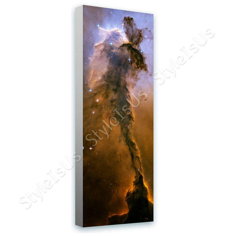 Space Galaxy Pillars of Creation nasa hubble stars | Canvas, Posters, Prints & Stickers - StyleIsUS.com