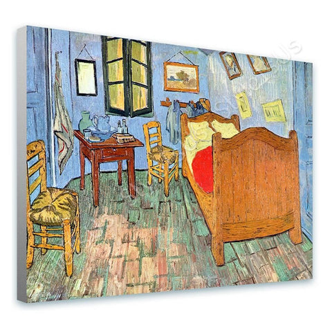 Vincent van Gogh Bedroom at arles | Canvas, Posters, Prints & Stickers - StyleIsUS.com