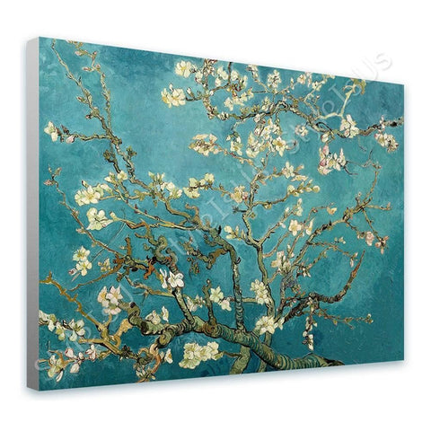 Vincent van Gogh Blossoming Almond Tree | Canvas, Posters, Prints & Stickers - StyleIsUS.com