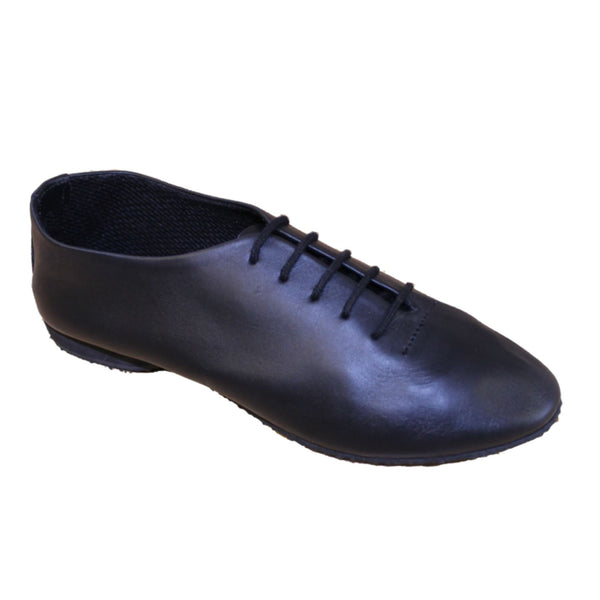 BLACK FULL RUBBER SOLE JAZZ SHOES Dance Shoes Dancers World