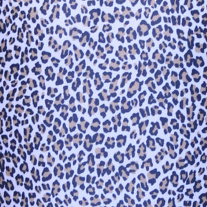 CLAIRE - SLEEVELESS LEOPARD ANIMAL PRINT LEOTARD Dancewear Dancers World