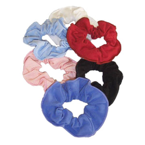 COTTON LYCRA SCRUNCHIES Accessories Dancers World