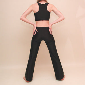 DANNI - NYLON LYCRA JAZZ PANTS / TROUSERS - REGULAR LEG Dancewear Dancers World