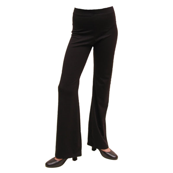 DANNI - NYLON LYCRA JAZZ PANTS / TROUSERS - SHORT LEG Ice Skating Dancers World