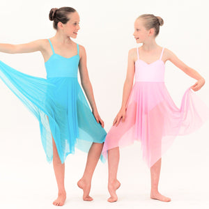 DREAM - CAMISOLE LYRICAL DRESS Dancewear Click Dancewear