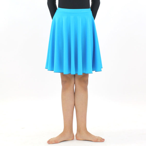 ECSM - MEDIUM LENGTH CIRCULAR SKIRT Dancewear Dancers World