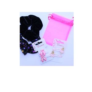 GIRLS PRETTY GIFT PACK 9 Accessories Assorted