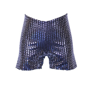JAMIE - BLACK DOLLY MIXTURE HOTPANTS / SHORTS Dancewear Dancers World