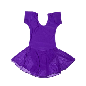 MAISIE - CAP SLEEVE SKIRTED LEOTARD Dancewear Dancers World