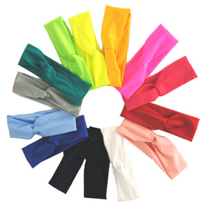 NYLON LYCRA HEADBANDS Accessories Dancers World