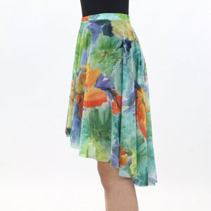 PERIDOT - LONGER TAPERED SKIRT Dancewear Click Dancewear
