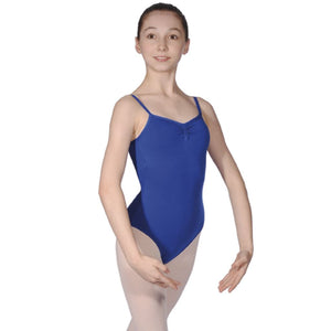 ROCH VALLEY AVA COTTON CAMISOLE LEOTARD Dancewear Roch Valley Royal 2 (Age 9-10)