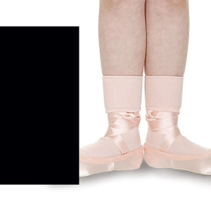 ROCH VALLEY BALLET DANCE SOCKS Tights & Socks Roch Valley Black 3-5.5