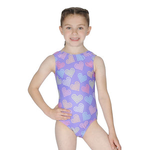 ROCH VALLEY - PARIS GYMNASTIC LEOTARD....TEXT Gymnastics Roch Valley