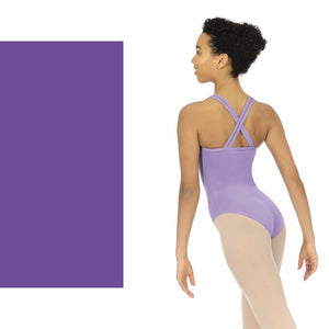 ROCH VALLEY SOPHIE VIOLET DOUBLE STRAP CAMISOLE LEOTARD Dancewear Roch Valley