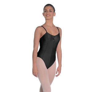 ROCH VALLEY TARA PANELLED CAMISOLE LEOTARD Dancewear Roch Valley Black 3A (Age 11-13)