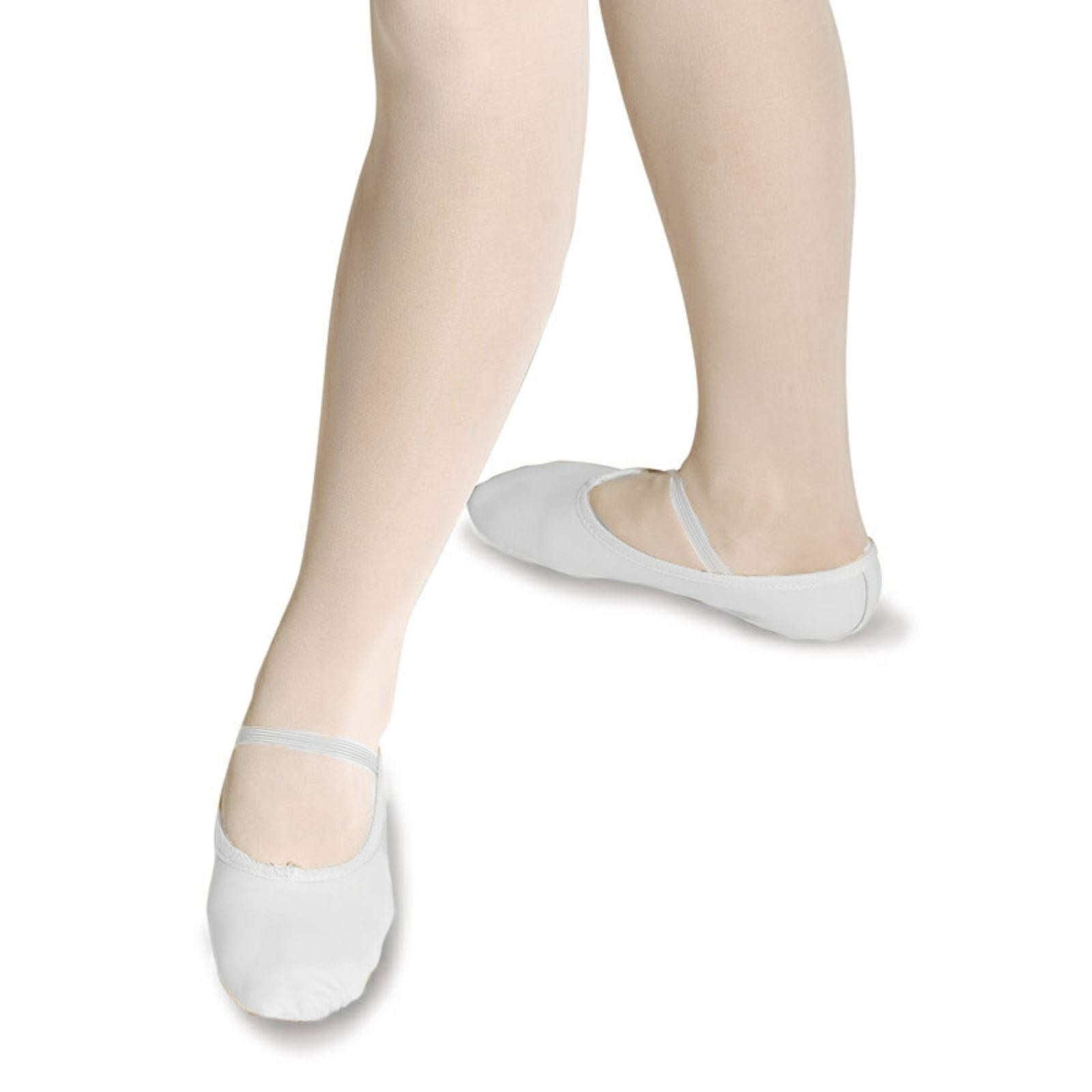 BRAND NEW ROCH VALLEY PINK LEATHER BALLET SHOES