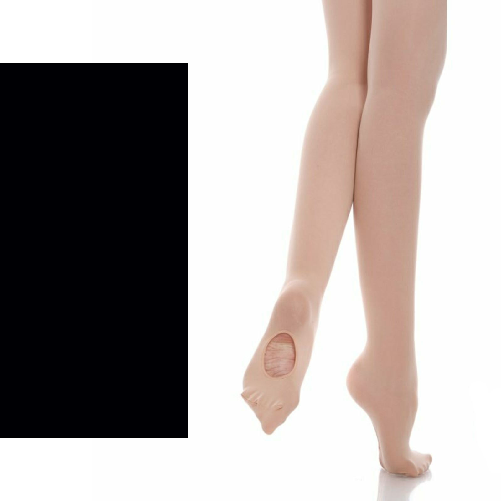 5 Colours Girls // Ladies Ballet Dance Tights UK STOCK Fast Delivery