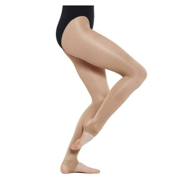 'SILKY' BRAND SHIMMER DANCE TIGHTS WITH STIRRUP Tights & Socks Silky