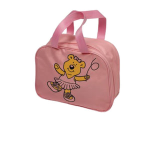 TAPPERS & POINTERS BALLERINA BEAR KIT BAG Bags & Holdalls Tappers and Pointers