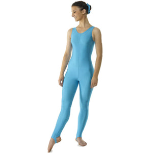 TAPPERS & POINTERS CAT 1 SLEEVELESS CATSUIT Dancewear Tappers and Pointers