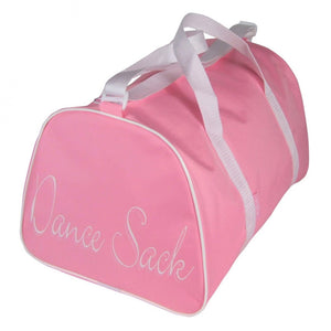 TAPPERS & POINTERS DANCE SACK HOLDALL KIT BAG Bags & Holdalls Tappers and Pointers Pink