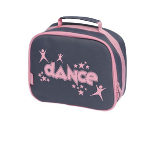TAPPERS & POINTERS GREY SOFT VANITY DANCE BAG Bags & Holdalls Tappers and Pointers