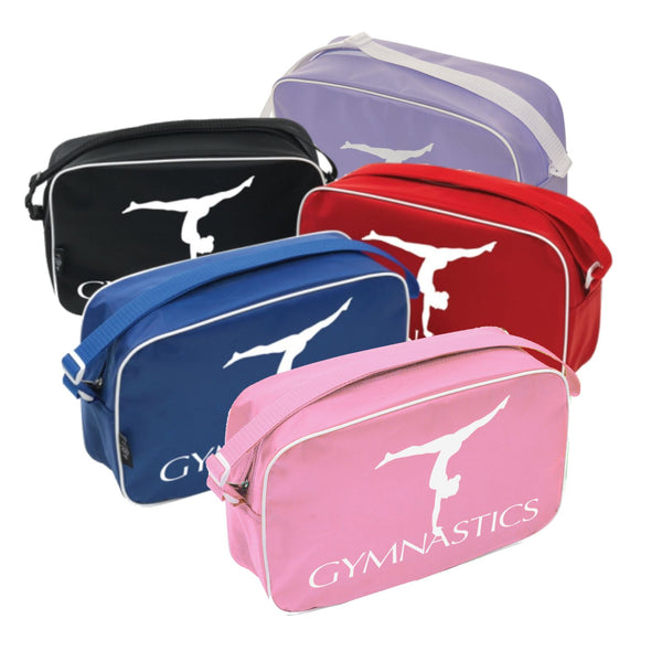 TAPPERS & POINTERS GYMNASTICS GYM KIT SHOULDER BAG Bags & Holdalls Tappers and Pointers