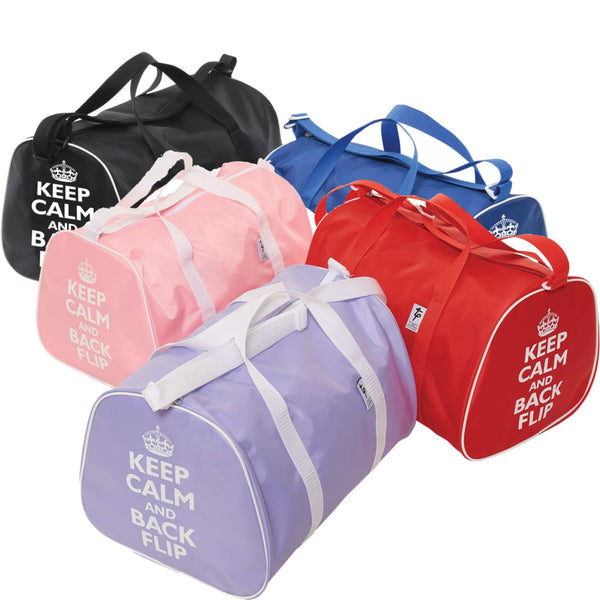 TAPPERS & POINTERS KEEP CALM AND BACK FLIP HOLDALL Bags & Holdalls Tappers and Pointers