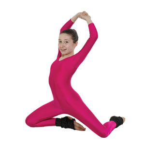 TAPPERS & POINTERS LONG SLEEVE CATSUIT Dancewear Tappers and Pointers
