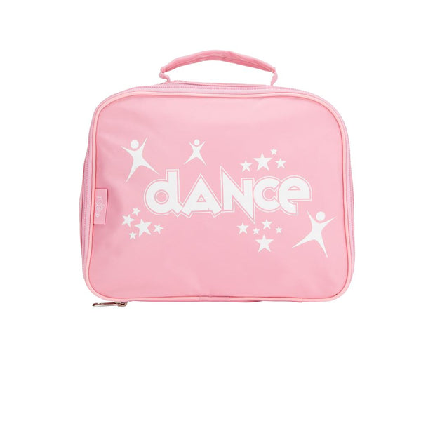 TAPPERS & POINTERS PINK SOFT VANITY DANCE BAG Bags & Holdalls Tappers and Pointers
